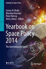 Yearbook on Space Policy 2014 1st Edition 9783709118993 3709118999