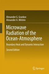 Microwave Radiation of the Ocean-Atmosphere 2nd Edition 9783319216478 3319216473