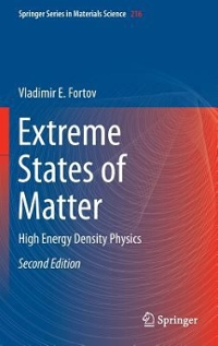 Extreme States of Matter 2nd Edition 9783319189529 3319189522