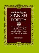 An Anthology of Spanish Poetry 0 9780807104835 0807104833
