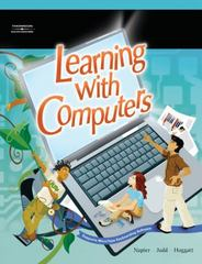 Learning with Computers, Level 6 Blue 1st edition 9780538439688 0538439688