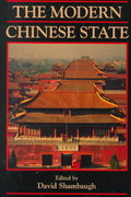 The Modern Chinese State 0 9780521772341 0521772346