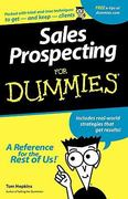 Sales Prospecting For Dummies 1st edition 9780764550669 0764550667