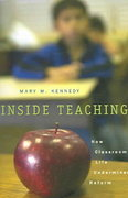 Inside Teaching 1st Edition 9780674022454 0674022459