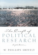 The Craft of Political Research 5th edition 9780130922328 0130922323
