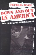 Down and Out in America 0 9780226728292 0226728293