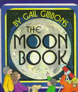 The Moon Book 1st Edition 9780823413645 0823413640
