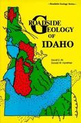Roadside Geology of Idaho 0 9780878422197 0878422196