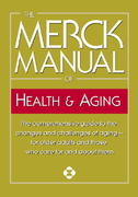 The Merck Manual of Health & Aging 1st Edition 9780345482747 0345482743