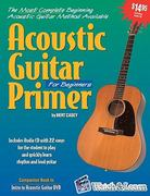 Acoustic Guitar Primer 6th edition 9781893907256 1893907252