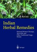 Indian Herbal Remedies 1st edition 9783540010265 3540010262