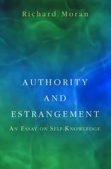 Authority and Estrangement 0 9780691089454 0691089450