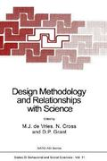 Design Methodology and Relationships with Science 1st edition 9780792321910 079232191X