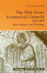 The First Seven Ecumenical Councils 1st Edition 9780814656167 0814656161