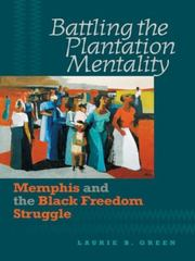 Battling the Plantation Mentality 1st Edition 9780807858028 0807858021