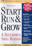 Start, Run, and Grow 6th edition 9780808017943 0808017942