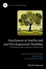 Attachment in Intellectual and Developmental Disability 1st Edition 9781118938034 1118938038