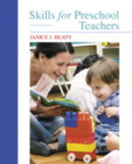 Skills for Preschool Teachers, with Enhanced Pearson eText -- Access Card Package 10th Edition 9780134403243 013440324X
