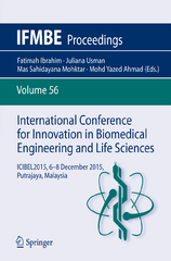 International Conference for Innovation in Biomedical Engineering and Life Sciences 1st Edition 9789811002663 9811002665