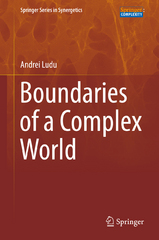 Boundaries of a Complex World 1st Edition 9783662490785 3662490781