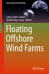 Floating Offshore Wind Farms 1st Edition 9783319279725 3319279726