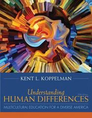 Understanding Human Differences 5th Edition 9780133949766 0133949761
