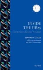 Inside the Firm 1st Edition 9780198779964 0198779968