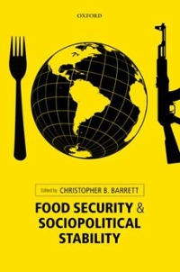 Food Security and Sociopolitical Stability 1st Edition 9780198758907 0198758901