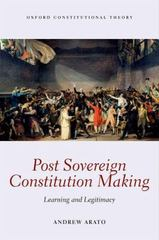Post Sovereign Constitutional Making 1st Edition 9780198755982 0198755988