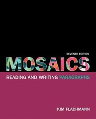 Mosaics 7th Edition 9780134021683 0134021681