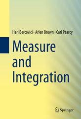 Measure and Integration 1st Edition 9783319290461 3319290460