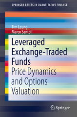 Leveraged Exchange-Traded Funds 1st Edition 9783319290942 3319290940