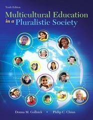 Multicultural Education in a Pluralistic Society, Enhanced Pearson eText with Loose-Leaf Version -- Access Card Package 10th Edition 9780134054674 0134054679