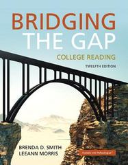 Bridging the Gap Plus MyReadingLab with Pearson eText -- Access Card Package 12th Edition 9780134075198 0134075196