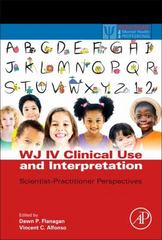 WJ IV Clinical Use and Interpretation 1st Edition 9780128021101 0128021101