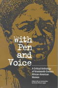 With Pen and Voice 1st Edition 9780809318759 080931875X