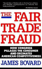 The Fair Trade Fraud 1st Edition 9781250109613 1250109612