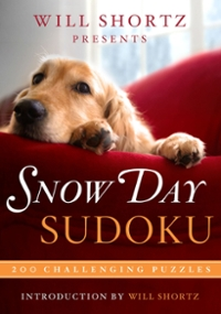 Will Shortz Presents Snow Day Sudoku 1st Edition 9781250106339 1250106338