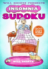 Will Shortz Presents Insomnia Sudoku 1st Edition 9781250106346 1250106346