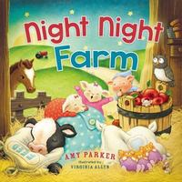 Night Night, Farm 1st Edition 9780718088316 071808831X