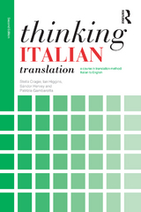 Thinking Italian Translation 2nd Edition 9781317628484 1317628489
