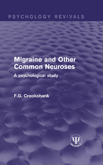 Migraine and Other Common Neuroses 1st Edition 9781317302773 131730277X