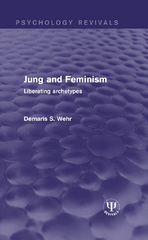 Jung and Feminism 1st Edition 9781317307785 131730778X