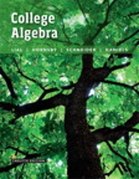 College Algebra plus MyMathLab with Pearson eText -- Access Card Package 12th Edition 9780134307015 0134307011
