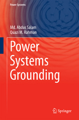 Power Systems Grounding 1st Edition 9789811004469 9811004463