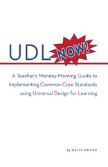 UDL Now! 1st Edition 9781930583528 1930583524