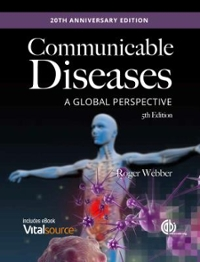 Communicable Diseases 5th Edition 9781780647425 1780647425
