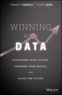 Winning with Data 1st Edition 9781119257233 1119257239