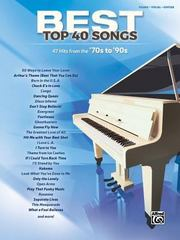 Best Top 40 Songs, '70s To '90s 1st Edition 9781470627225 1470627221
