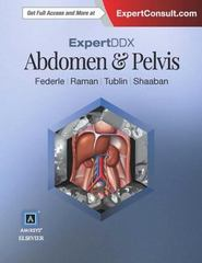 ExpertDDx: Abdomen and Pelvis 2nd Edition 9780323442879 0323442870